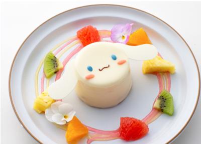 シナモロールケーキ